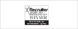 Recruiter award - 2011