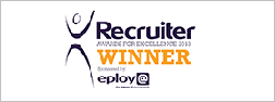 Recruiter winner 2013